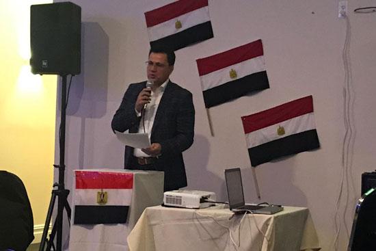 الجالية المصرية بالولايات المتحدة الامريكية (17)