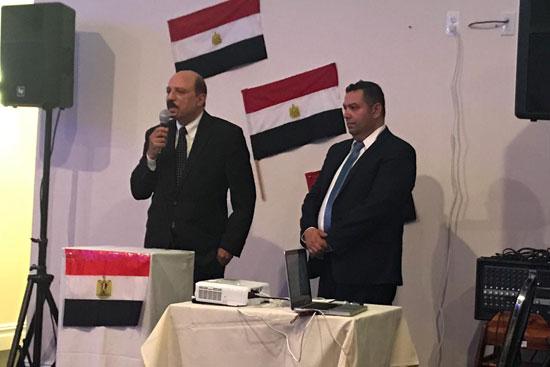 الجالية المصرية بالولايات المتحدة الامريكية (19)