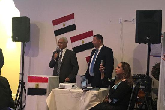 الجالية المصرية بالولايات المتحدة الامريكية (16)