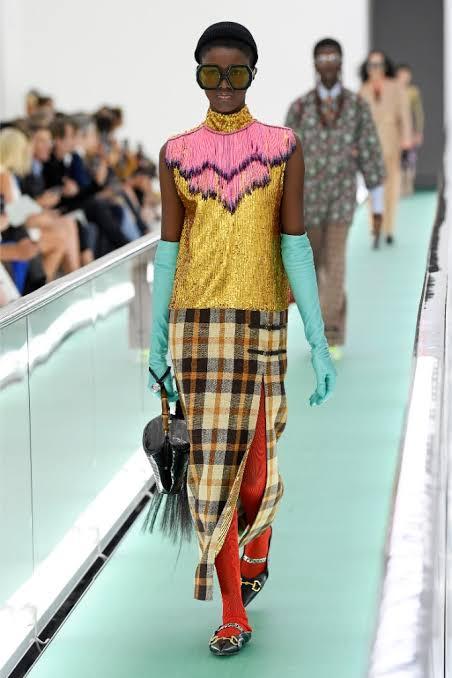 عرض أزياء جوتشى (5)