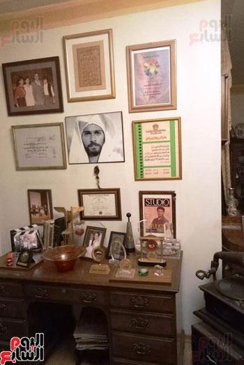 منزل أرملة الفنان عبد الله محمود (1)