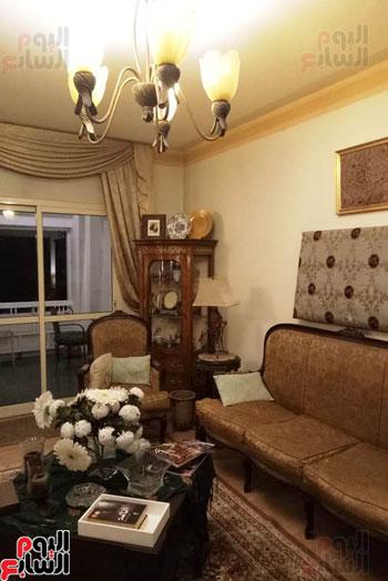 منزل أرملة الفنان عبد الله محمود (5)