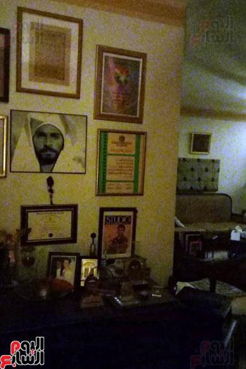 منزل أرملة الفنان عبد الله محمود (2)