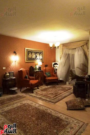 منزل أرملة الفنان عبد الله محمود (7)
