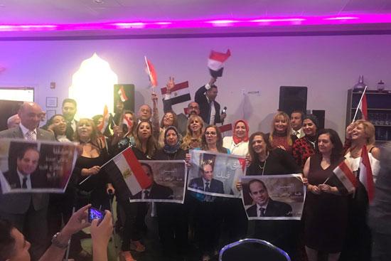 الجالية المصرية بالولايات المتحدة الامريكية (9)