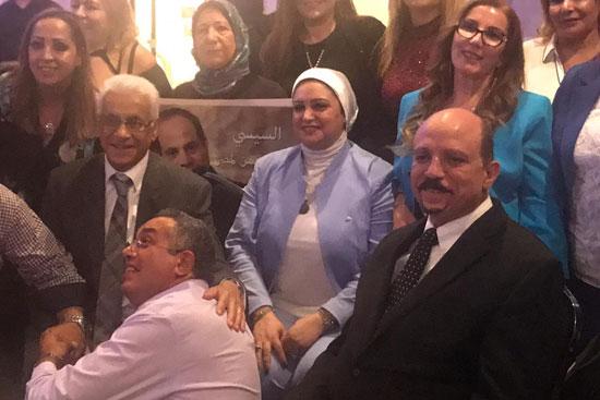 الجالية المصرية بالولايات المتحدة الامريكية (1)