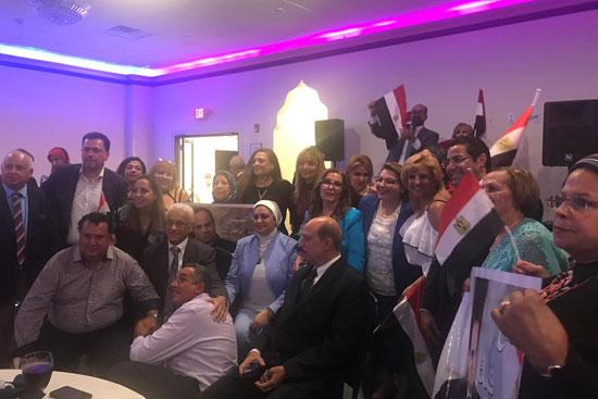 الجالية المصرية بالولايات المتحدة الامريكية (4)