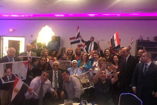 الجالية المصرية بالولايات المتحدة الامريكية (5)