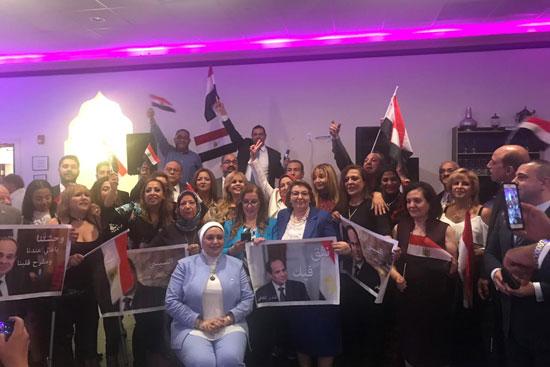 الجالية المصرية بالولايات المتحدة الامريكية (11)