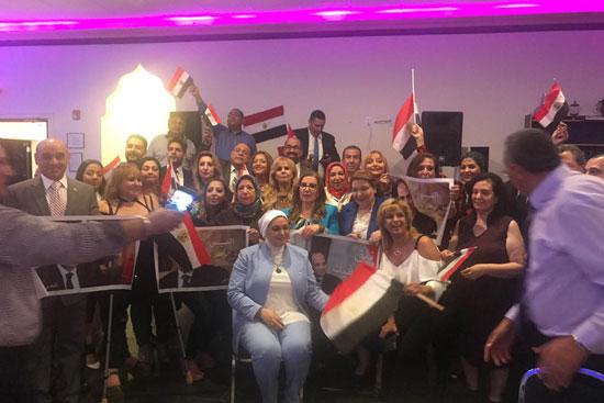 الجالية المصرية بالولايات المتحدة الامريكية (7)