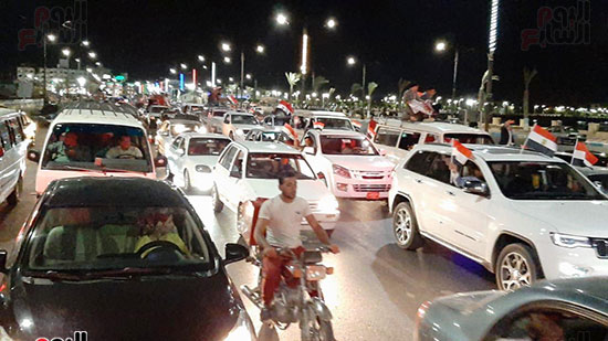 مظاهرات-حاشدة-بالسويس-دعما-للرئيس-السيسي-(5)
