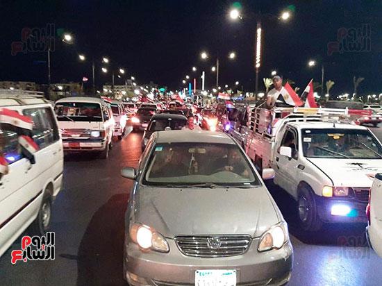 مظاهرات-حاشدة-بالسويس-دعما-للرئيس-السيسي-(4)