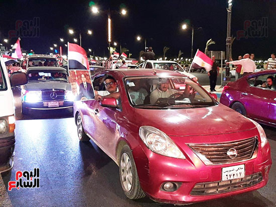 مظاهرات-حاشدة-بالسويس-دعما-للرئيس-السيسي-(1)