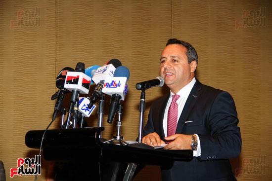 حفل توقيع كتاب أسرار مصر لزاهى حواس (11)