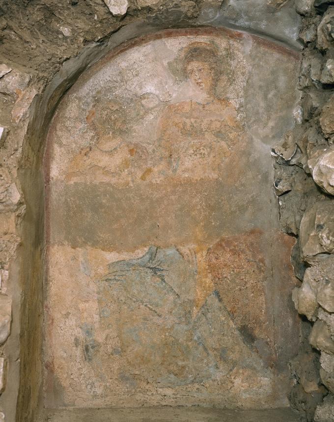 اللوحات الجدارية التاريخية  (2)