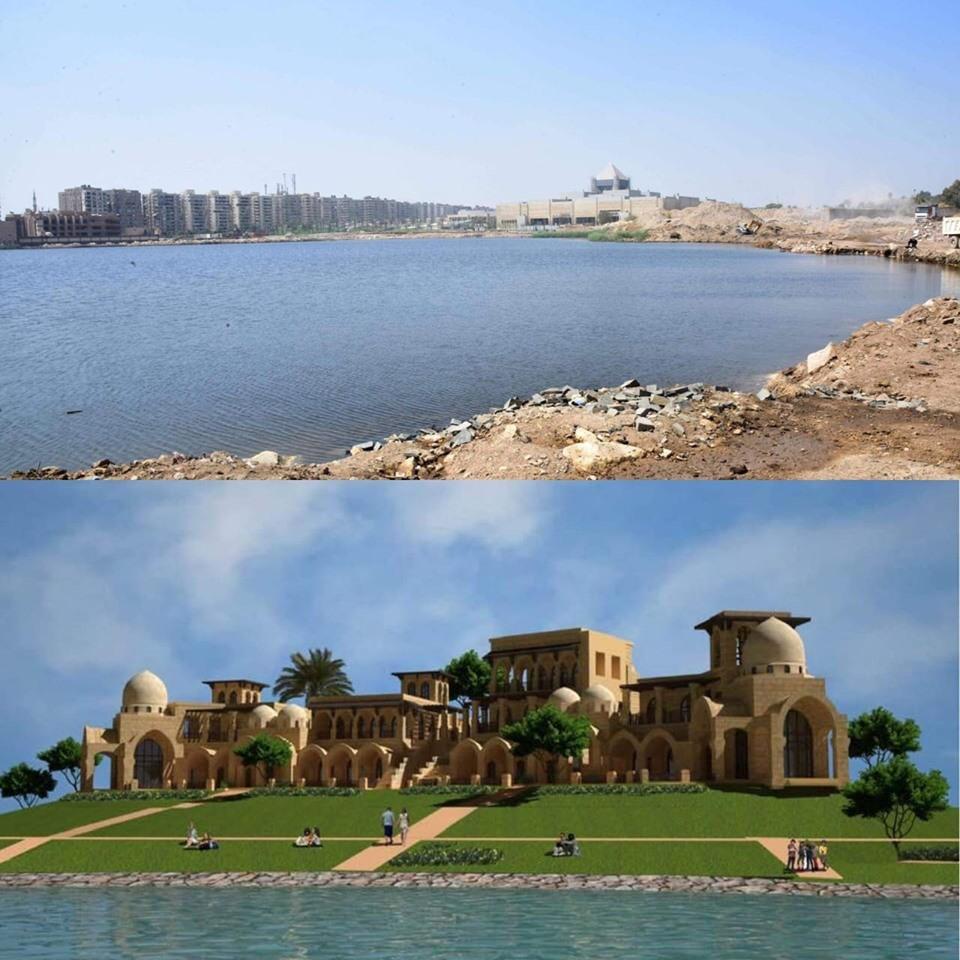 9201927164628735-189550-صورة-لبحيرة-عين-الحياةالأن-وبعد-التطوير