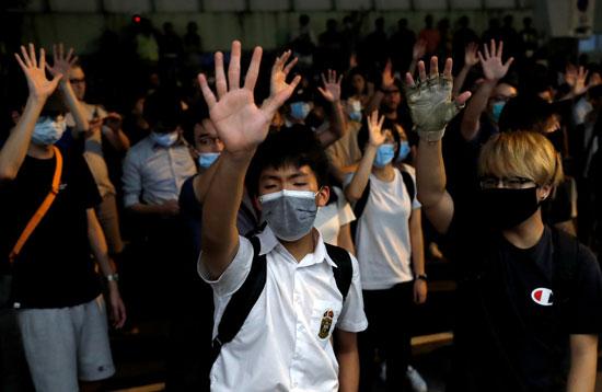 42658-احتجاجات-هونج-كونج