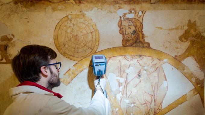 اللوحات الجدارية التاريخية  (3)