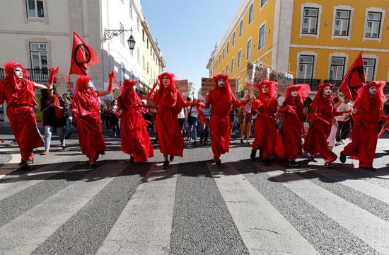 مسيرات-البرتغال