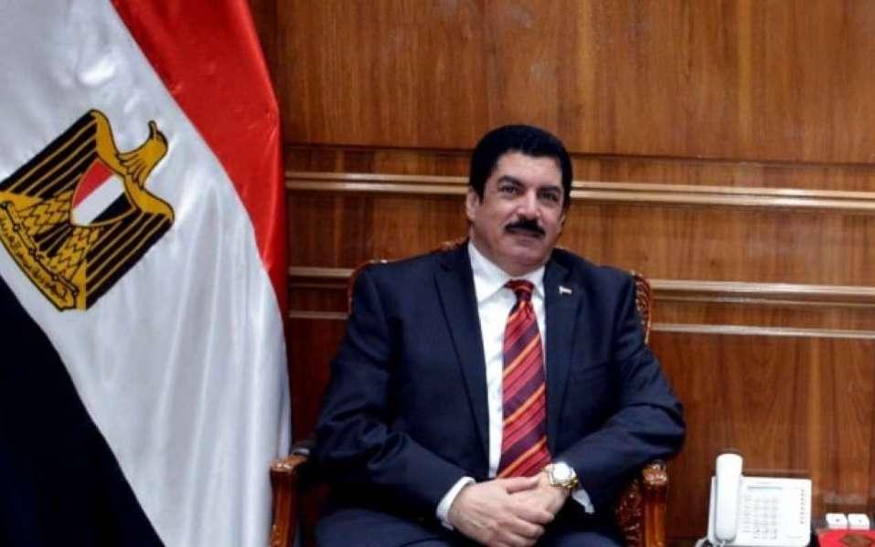 محافظ القليوبية الدكتور علاء عبدالحليم