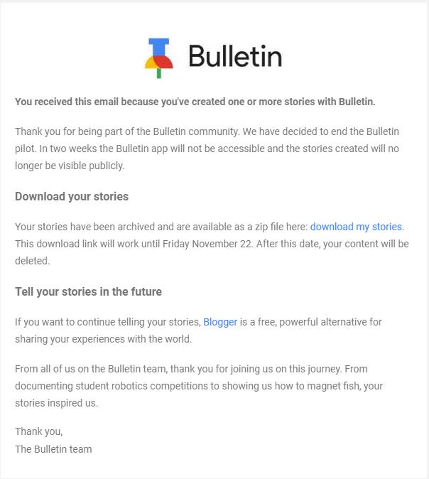 Google_Bulletin