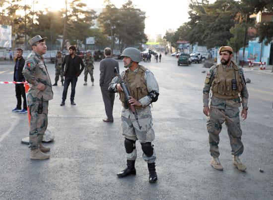 الجيش الأفغانى
