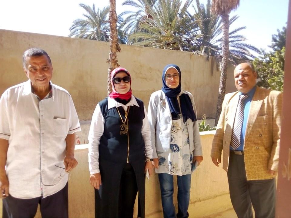 جوالات تعليم الإسكندرية على المدارس (1)