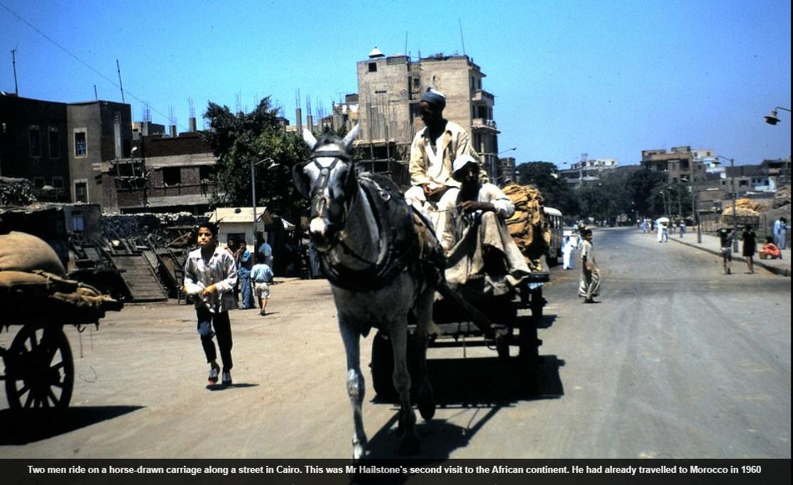 شوراع القاهرة