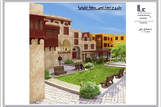 مخطط تطوير قلب القاهرة التاريخية (2)