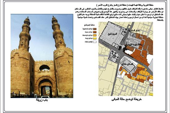 مخطط تطوير قلب القاهرة التاريخية (11)