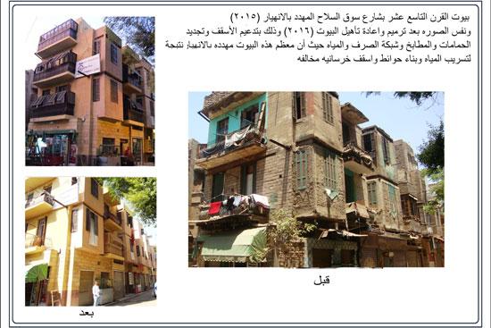 مخطط تطوير قلب القاهرة التاريخية (8)