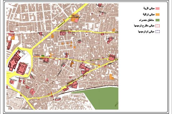 مخطط تطوير قلب القاهرة التاريخية (4)
