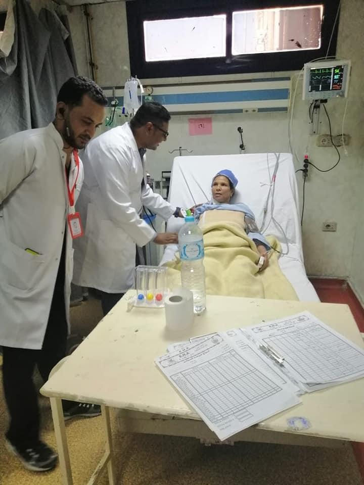 اليوم العالمي للقلب بمستشفي الأقصر الدولي (2)