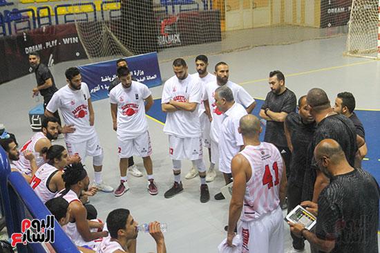 فريق الزمالك لكرة السلة