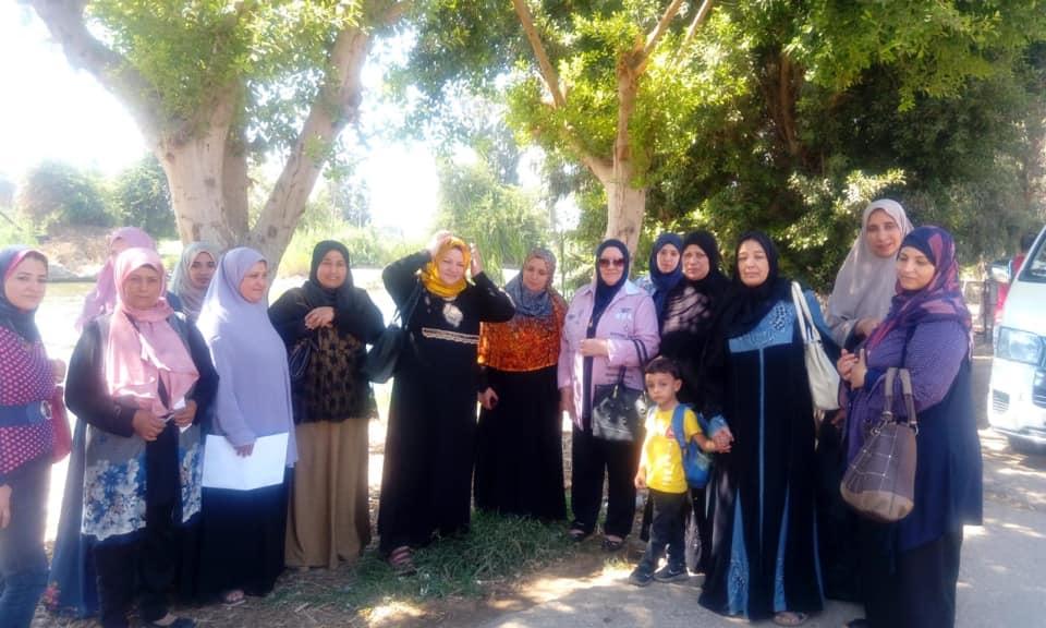 القومي للمرأة بالقليوبية خلال حملة بلدي أمانة