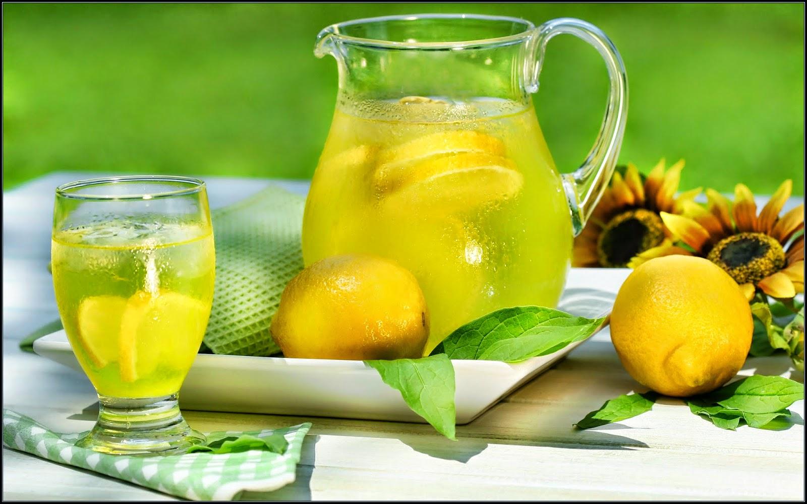 فوائد-عصير-الليمون