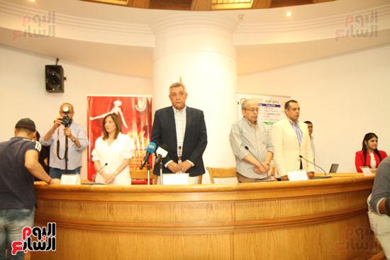 مهرجان القاهرة الدولى للمسرح التجريبى  (2)