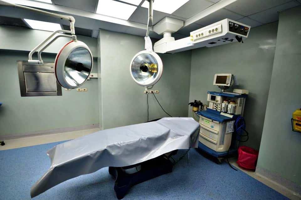 مستشفى التضامن ببورسعيد (1)