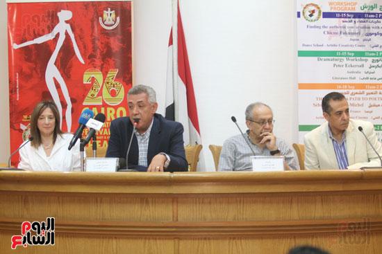 مهرجان القاهرة الدولى للمسرح التجريبى  (14)