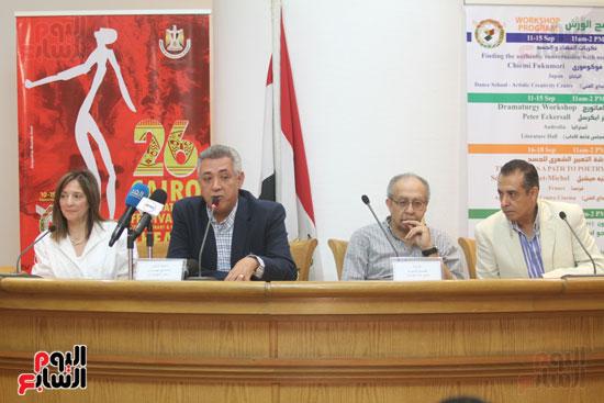 مهرجان القاهرة الدولى للمسرح التجريبى  (15)