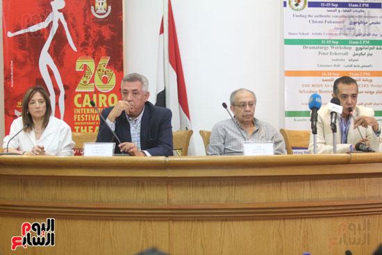 مهرجان القاهرة الدولى للمسرح التجريبى  (26)