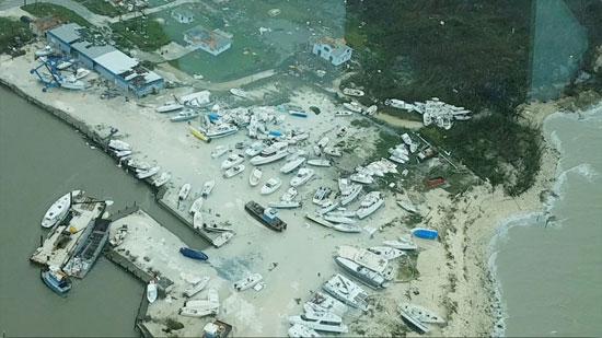 غرق مئات البيوت