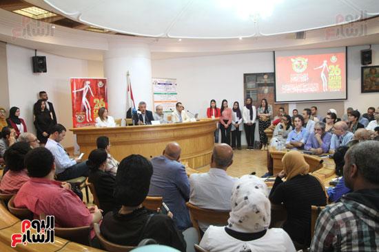 مهرجان القاهرة الدولى للمسرح التجريبى  (9)