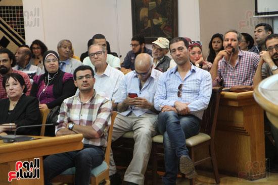 مهرجان القاهرة الدولى للمسرح التجريبى  (32)