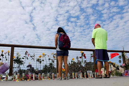 النصب التذكارى لتأبين الضحايا