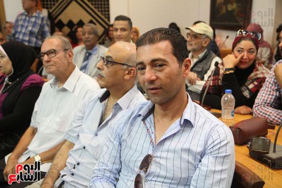 مهرجان القاهرة الدولى للمسرح التجريبى  (40)
