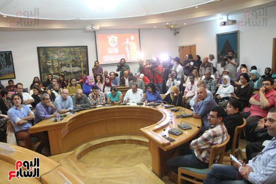 مهرجان القاهرة الدولى للمسرح التجريبى  (8)