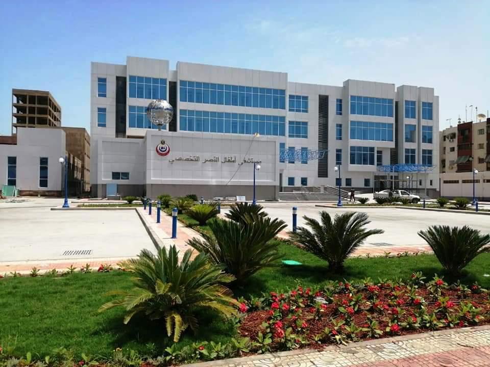 التأمين الصحى الشامل ببورسعيد (1)