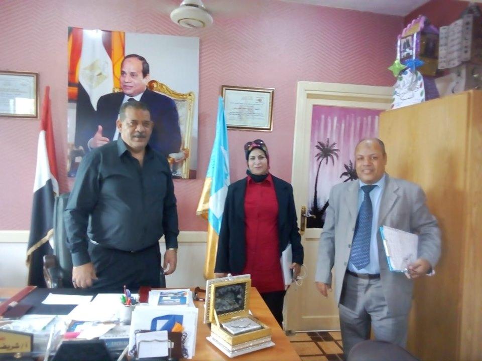 استعدادت مكثفة للعام الدراسى الجديد بالاسكندرية (2)