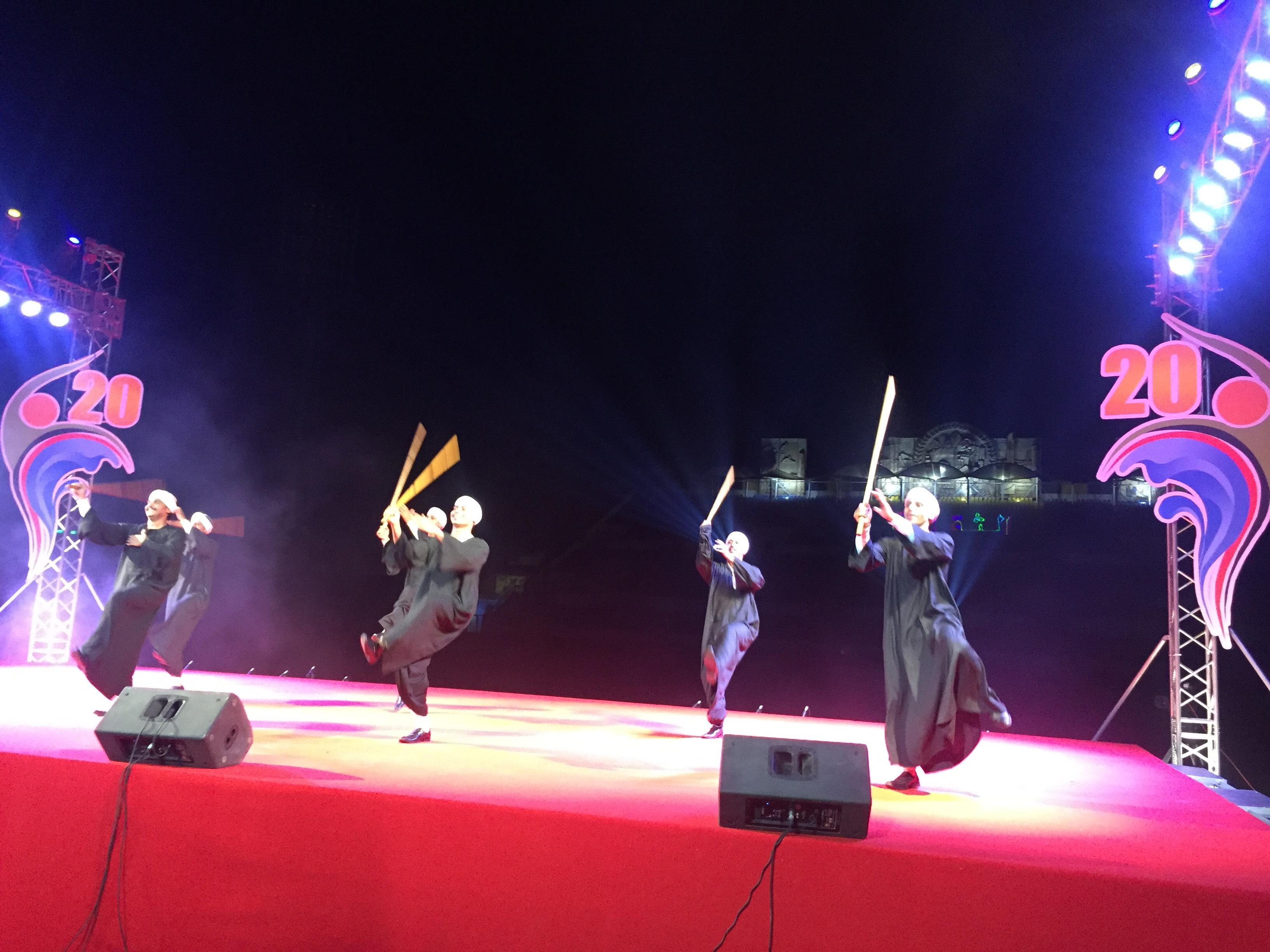 مهرجان الإسماعيلية الدولى العشرين للفنون الشعبية (10)